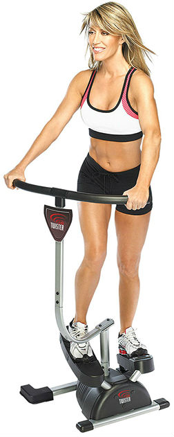 Cardio Twister Slim stepper